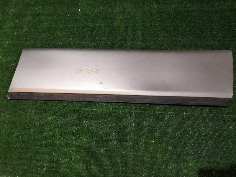 Накладка двери Toyota Windom MCV21 2MZ-FE передняя правая