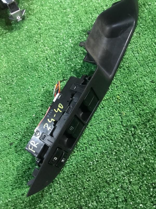 Блок управления стеклоподъемниками Nissan Bluebird Sylphy KG11 MR20