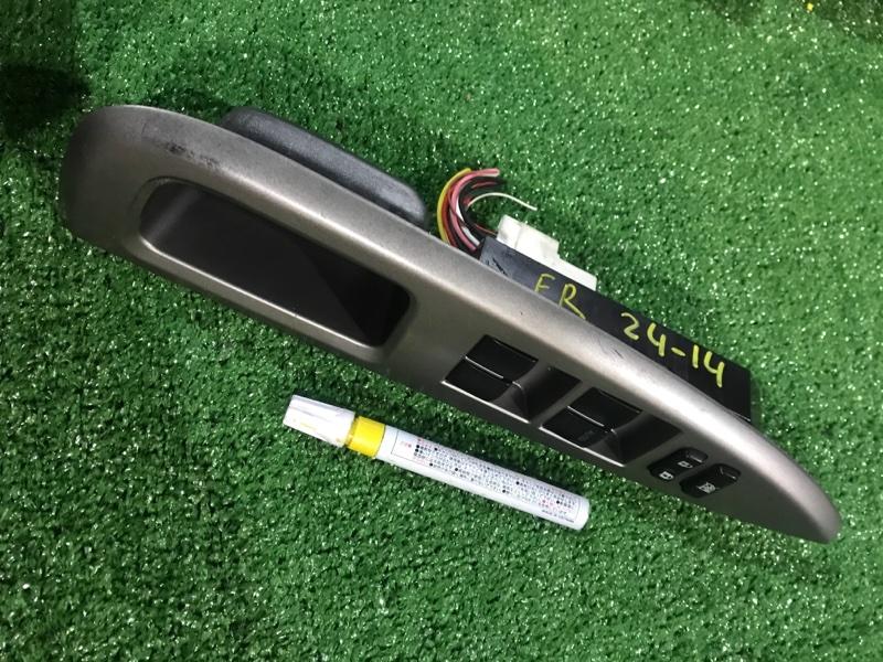 Блок управления стеклоподъемниками Toyota Ractis SCP100 2SZ-FE