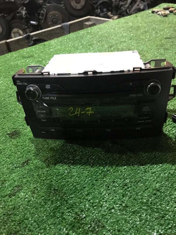 Магнитола Toyota Blade AZE156H 2AZ-FE