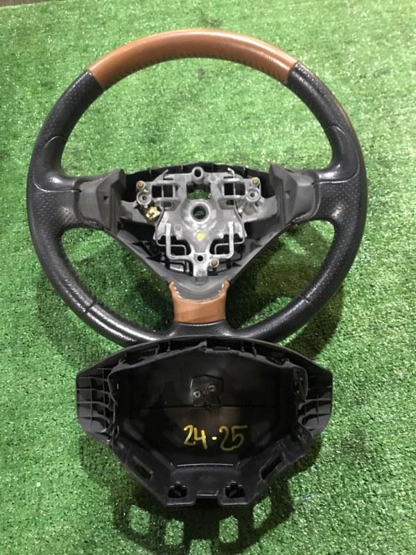 Руль Peugeot 207Cc 5FX