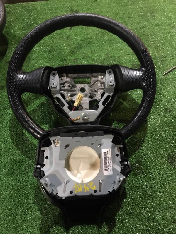 Руль Mazda Demio DY3W ZJ-VE