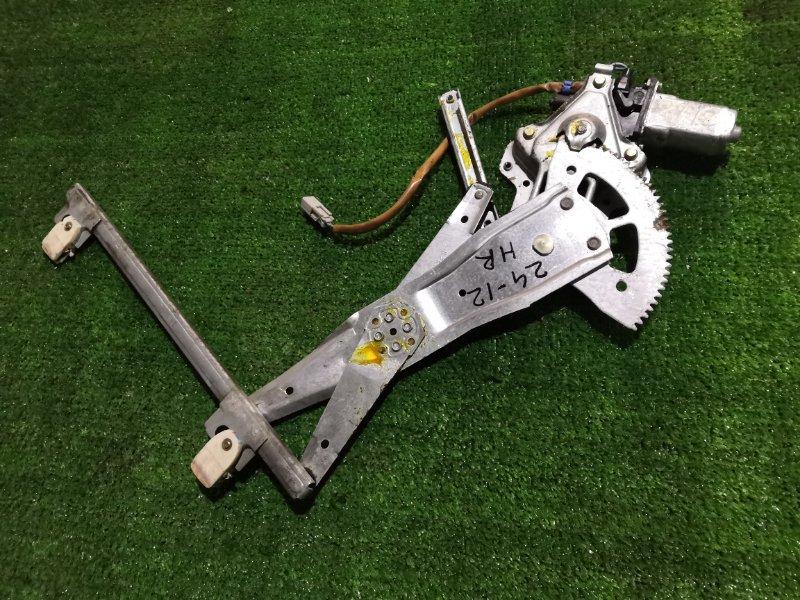 Стеклоподъемник Honda Hr-V GH4 D16A задний правый