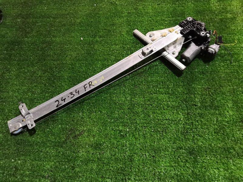 Стеклоподъемник Suzuki Solio MA15S K12B передний правый