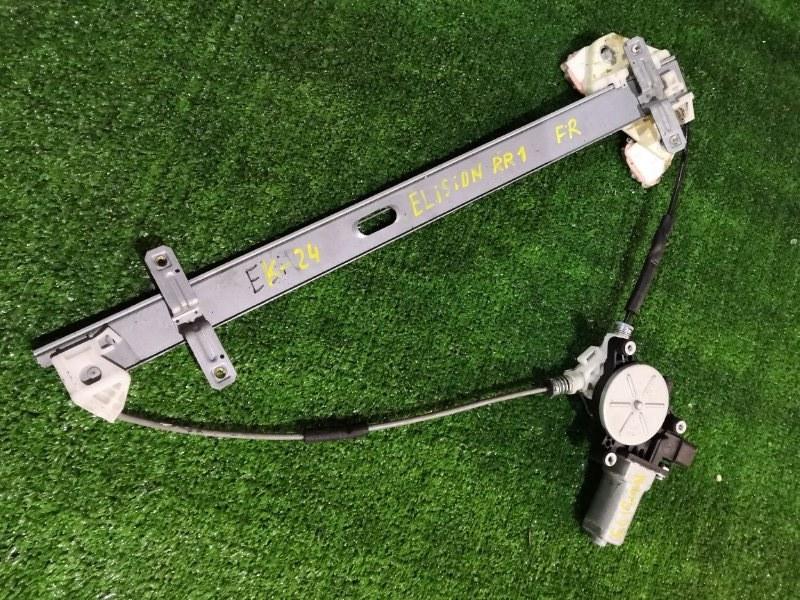 Стеклоподъемник Honda Elysion RR1 передний правый