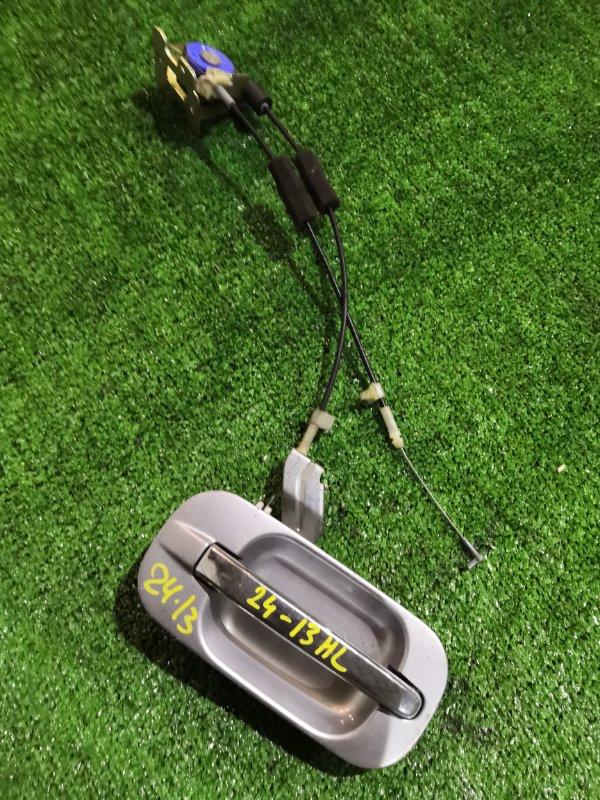 Ручка наружная Honda Stepwgn RF4 K20A задняя левая