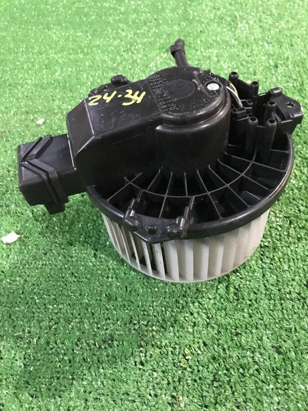 Вентилятор печки Suzuki Solio MA15S K12B