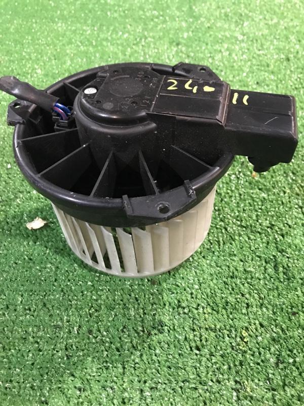 Вентилятор печки Toyota Passo KGC15 1KR-FE