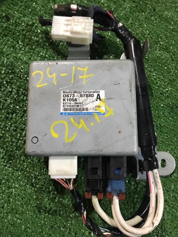 Блок управления рулевой рейкой Mazda Demio DY3W ZJ-VE