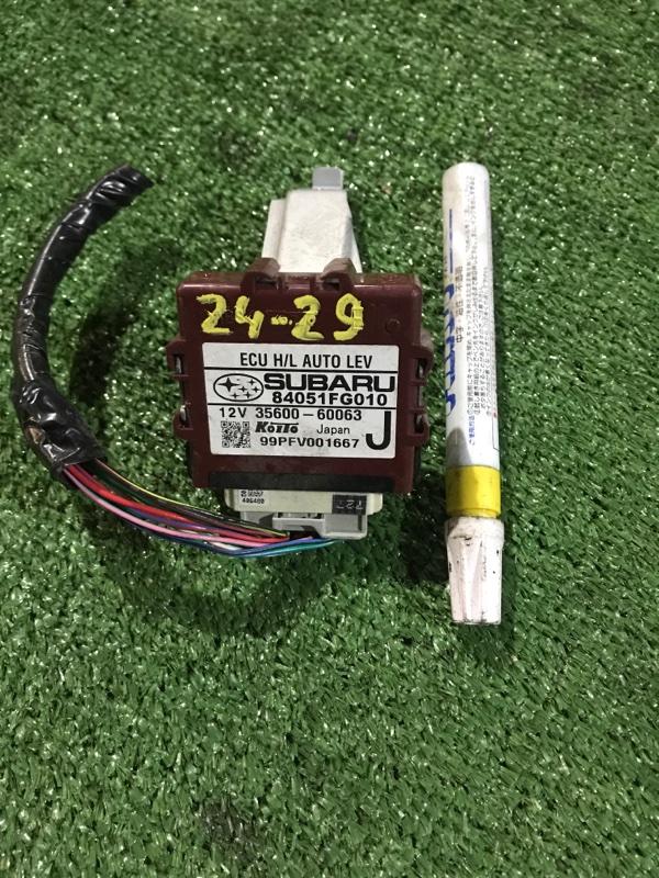 Блок управления Subaru Impreza GH2 EL154