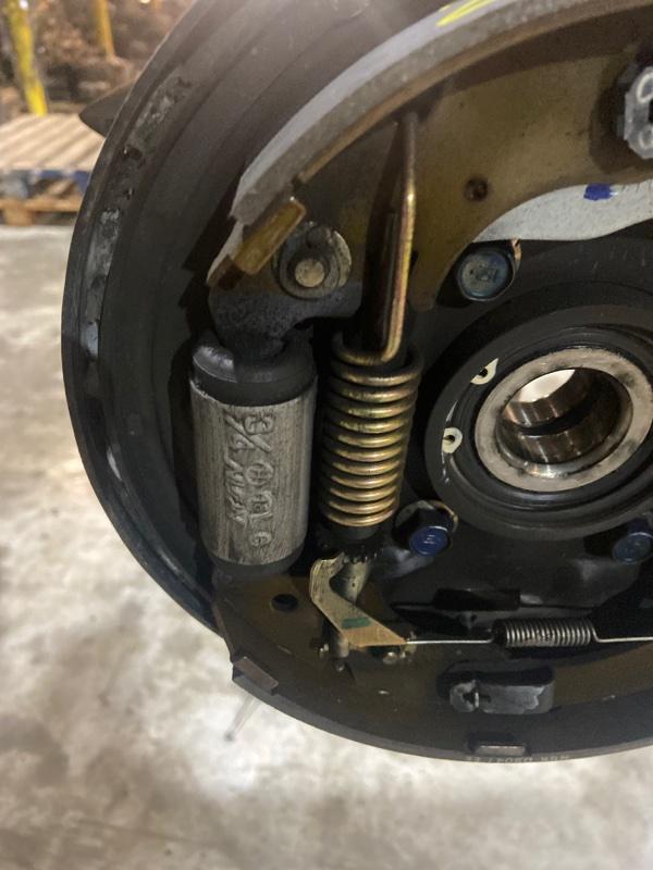 Рабочий тормозной цилиндр Honda Hr-V GH4 D16A задний левый