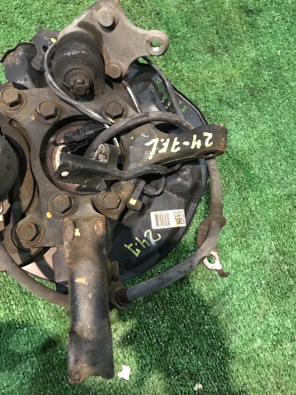 Шланг тормозной Toyota Blade AZE156H 2AZ-FE передний левый