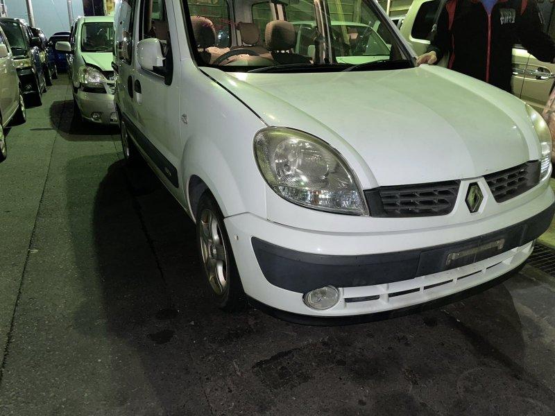 Авто на разбор Renault Kangoo K4M-753 2007