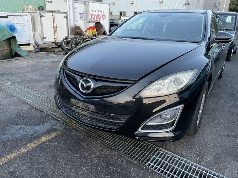 Авто на разбор Mazda Atenza GHEFW LF-VE