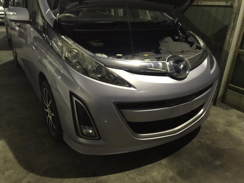 Авто на разбор Mazda Biante CCEFW LF