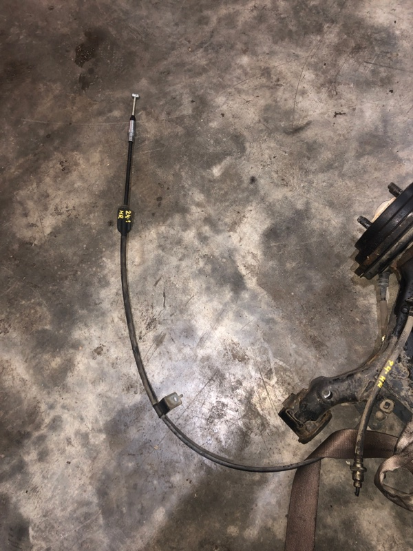 Трос ручника Honda Life JB5 P07A задний правый