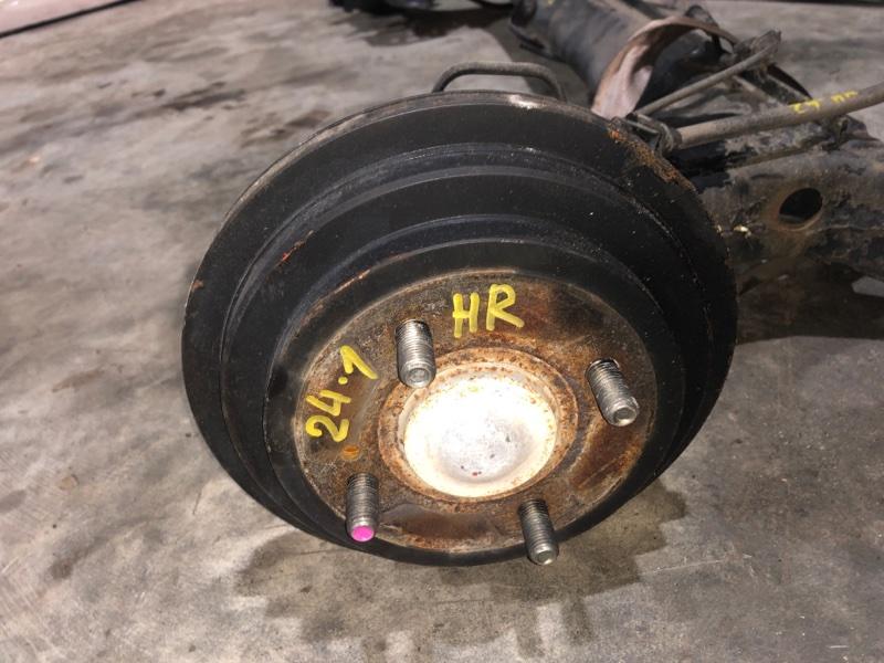 Барабан тормозной Honda Life JB5 P07A задний правый