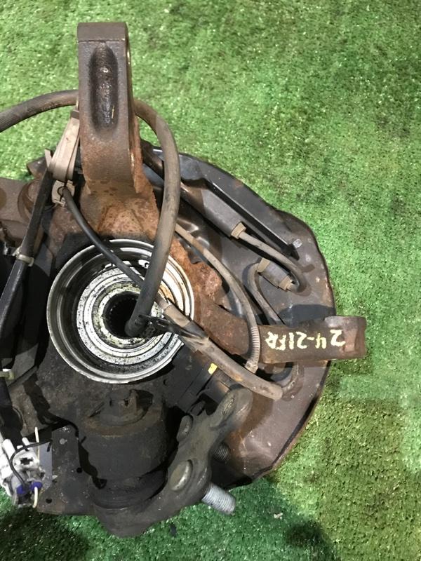Ступица Toyota Windom MCV21 2MZ-FE передняя правая