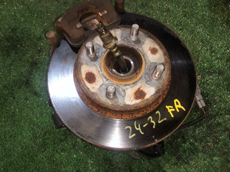Диск тормозной Daihatsu Yrv M201G K3-VE передний правый