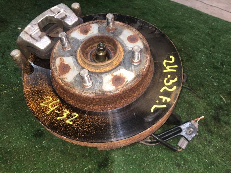 Диск тормозной Daihatsu Yrv M201G K3-VE передний левый