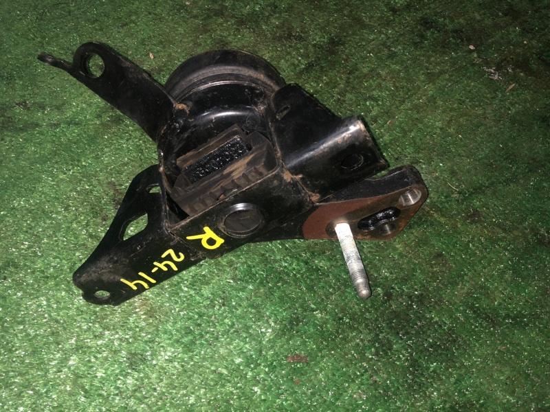 Подушка двигателя Toyota Ractis SCP100 2SZ-FE правая