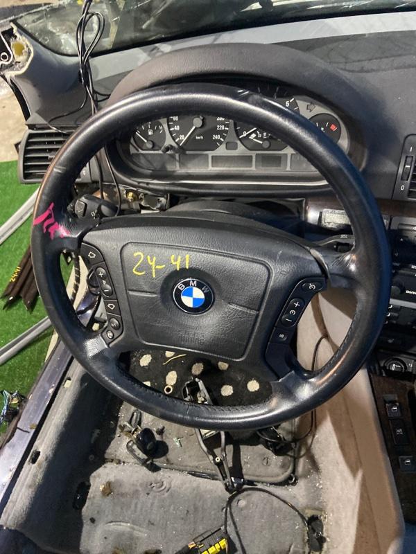 Руль Bmw 328I E46 M54B25 1998