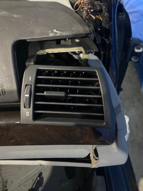 Дефлектор воздушный Bmw 328I E46 M54B25 1998