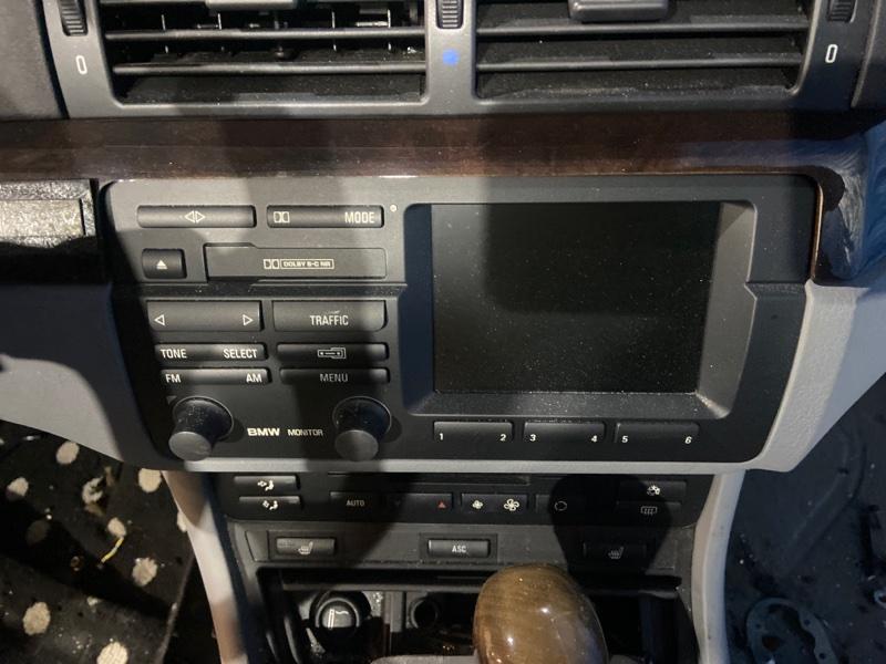 Магнитола Bmw 328I E46 M54B25 1998