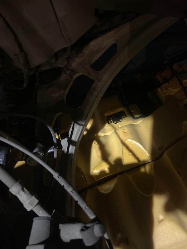 Рычаг подвески Bmw 328I E46 M54B25 1998 передний левый