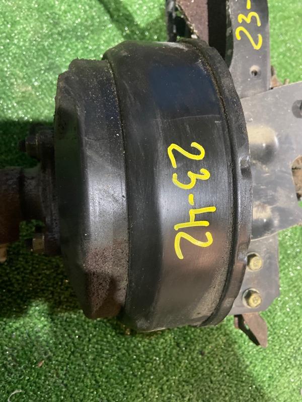 Вакуумный усилитель тормоза и сцепления Mazda Titan WG5AT XA