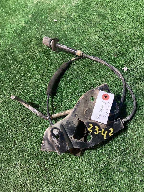 Трос газа ручного Mazda Titan WG5AT XA