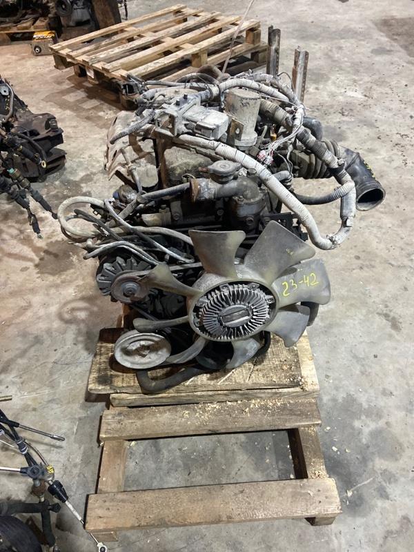 Двигатель Mazda Titan WG5AT XA