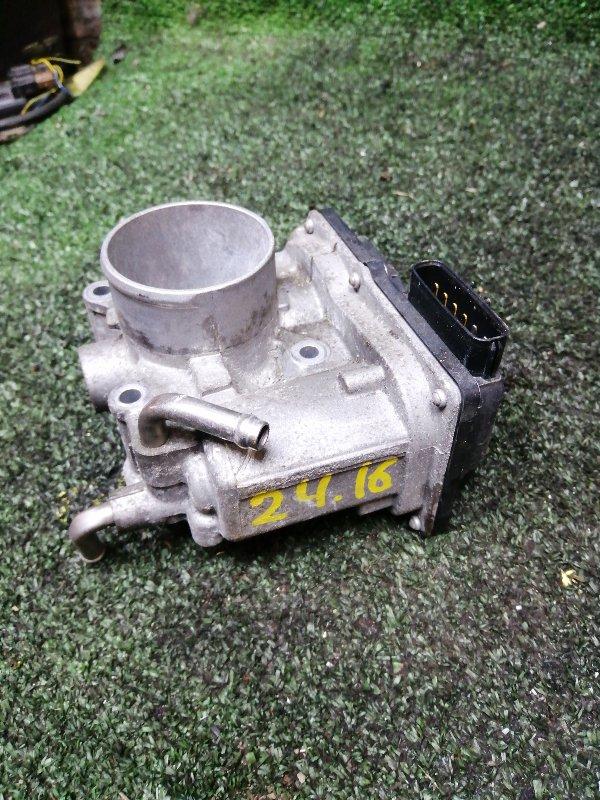 Заслонка дроссельная Toyota Vitz NCP91 1NZ-FE
