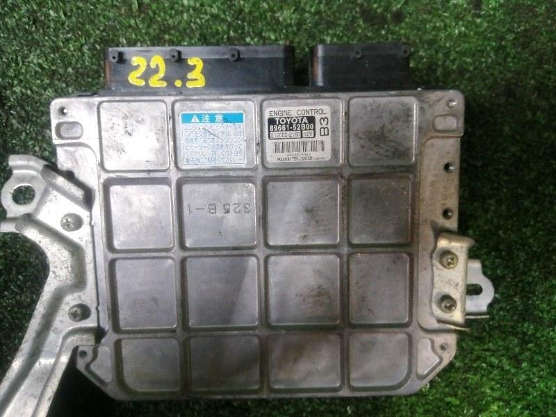 Блок управления двс Toyota Vitz NCP91 1NZ-FE