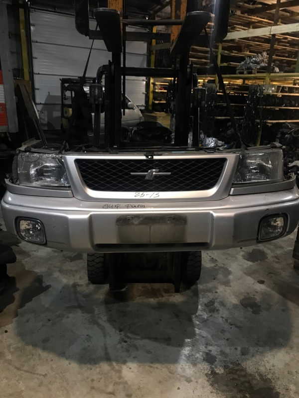 Nose cut Subaru Forester SF5 EJ20