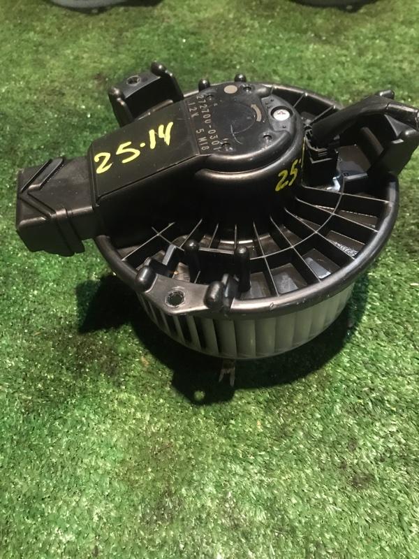 Вентилятор печки Daihatsu Boon M610S 1KR-FE