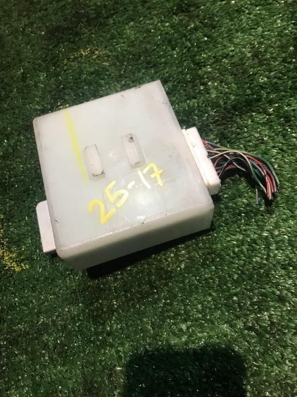 Блок управления Nissan Cube AZ10 CGA3DE