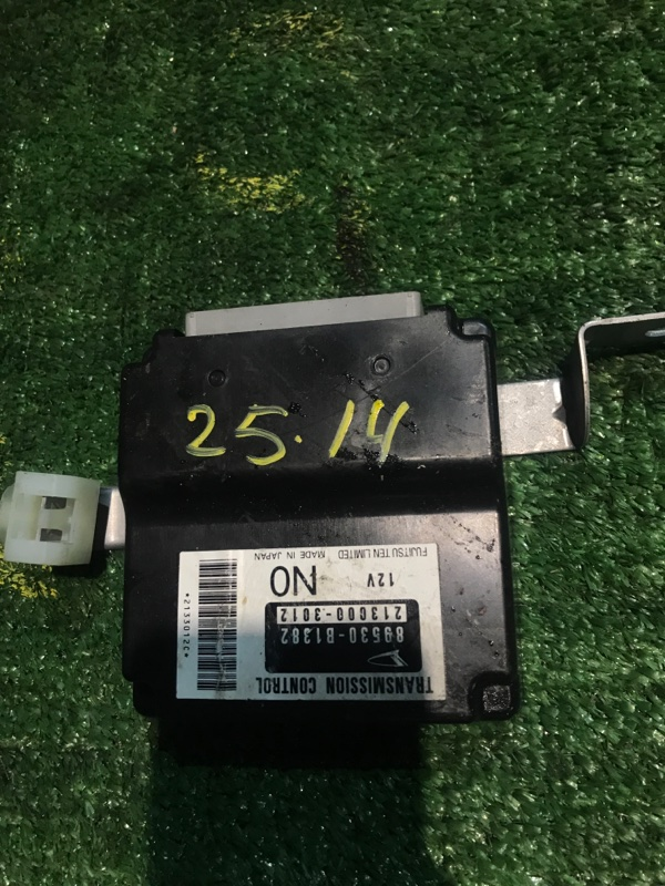 Блок управления кпп Daihatsu Boon M610S 1KR-FE