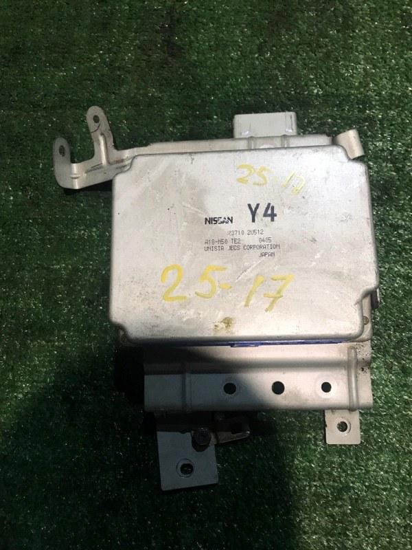 Блок управления двс Nissan Cube AZ10 CGA3DE