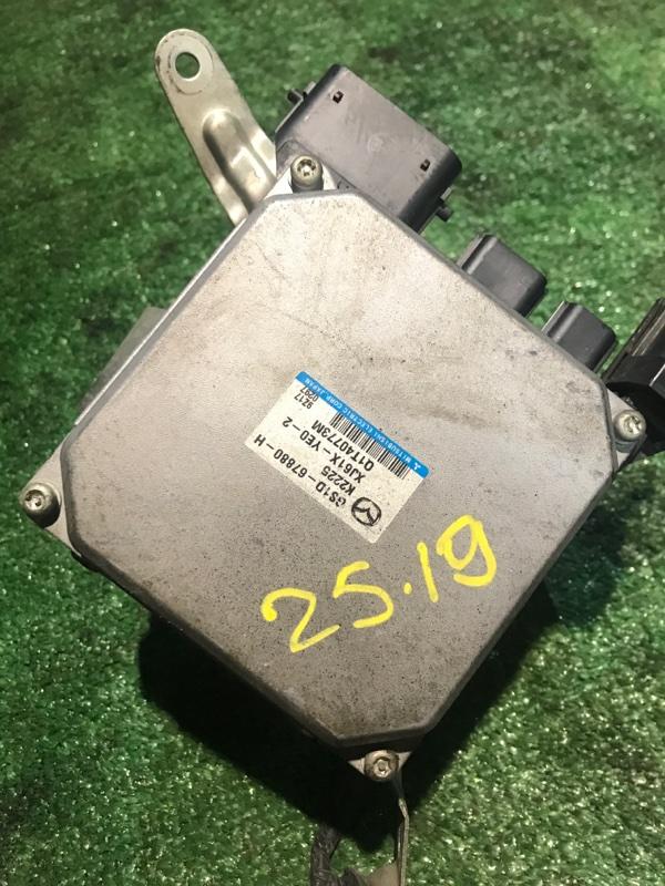 Блок управления рулевой рейкой Mazda Atenza GHEFW LF-VE