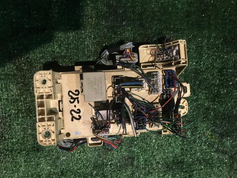 Блок реле и предохранителей Toyota Townace CR52V 3C-E