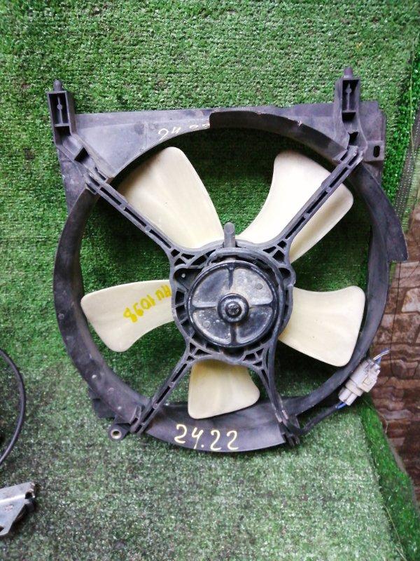 Вентилятор радиатора двигателя Toyota Caldina ST215 3S-GE