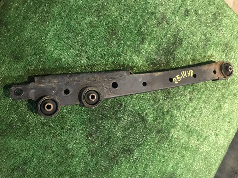 Рычаг подвески Daihatsu Boon M610S 1KR-FE задний правый