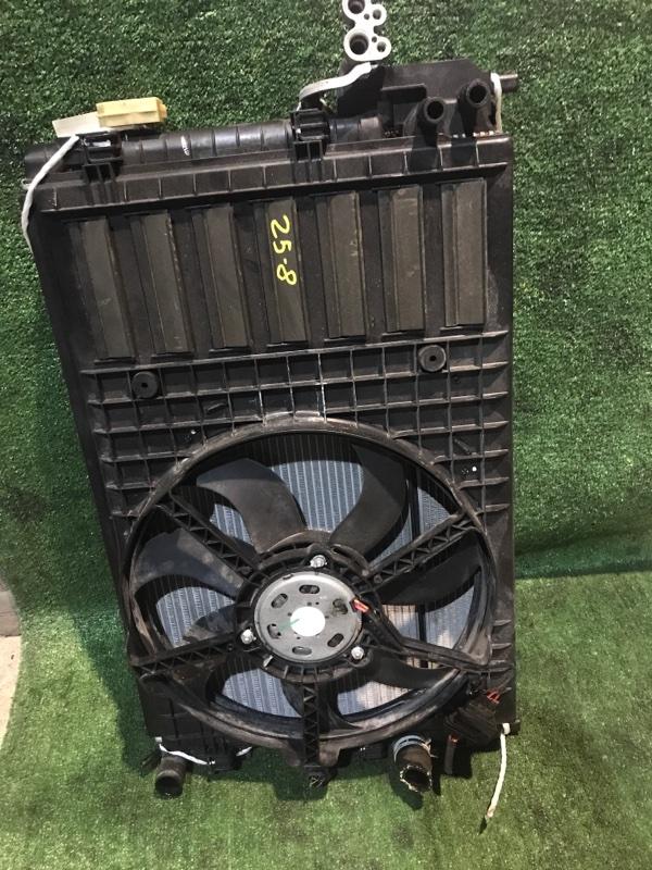 Радиатор двигателя Volkswagen Polo CBZB 2013