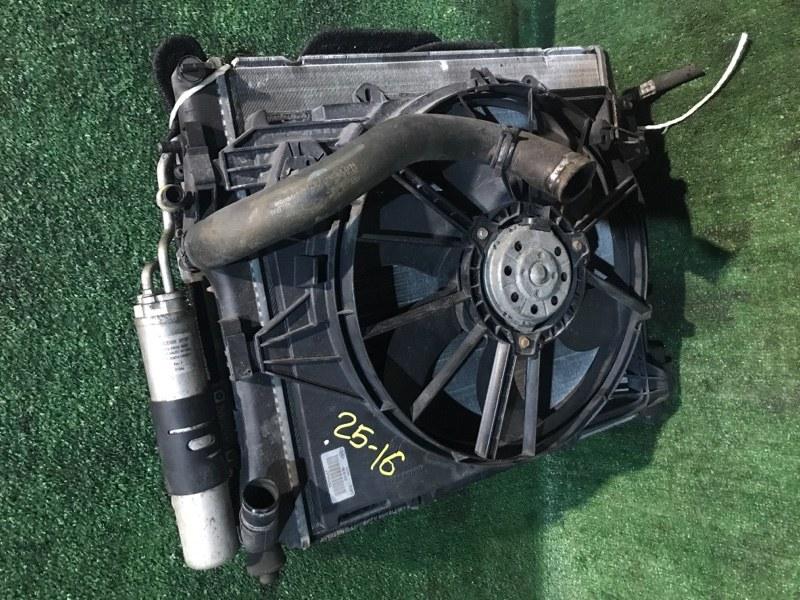 Радиатор двигателя Renault Kangoo K4M