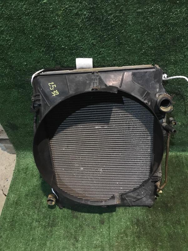 Радиатор двигателя Isuzu Wizard UES73FW 4JX1-T