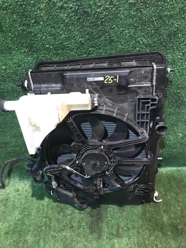 Радиатор двигателя Nissan Cube Z12 HR15DE 2008