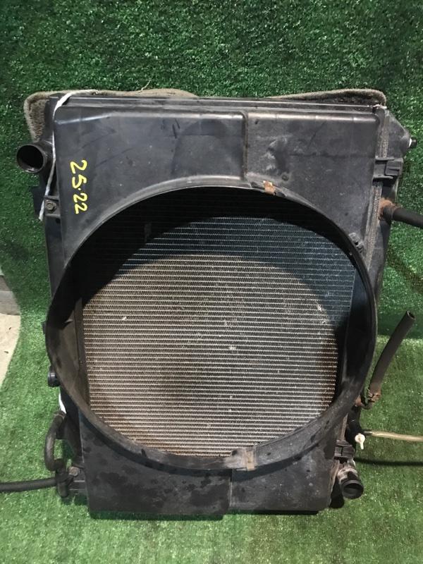 Радиатор двигателя Toyota Townace CR52V 3C-E 1998