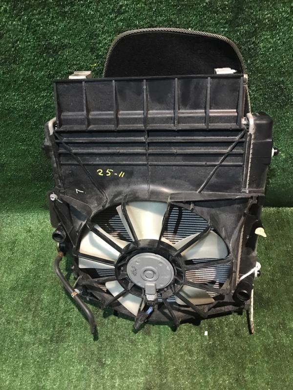 Радиатор двигателя Suzuki Splash XB32S K12B