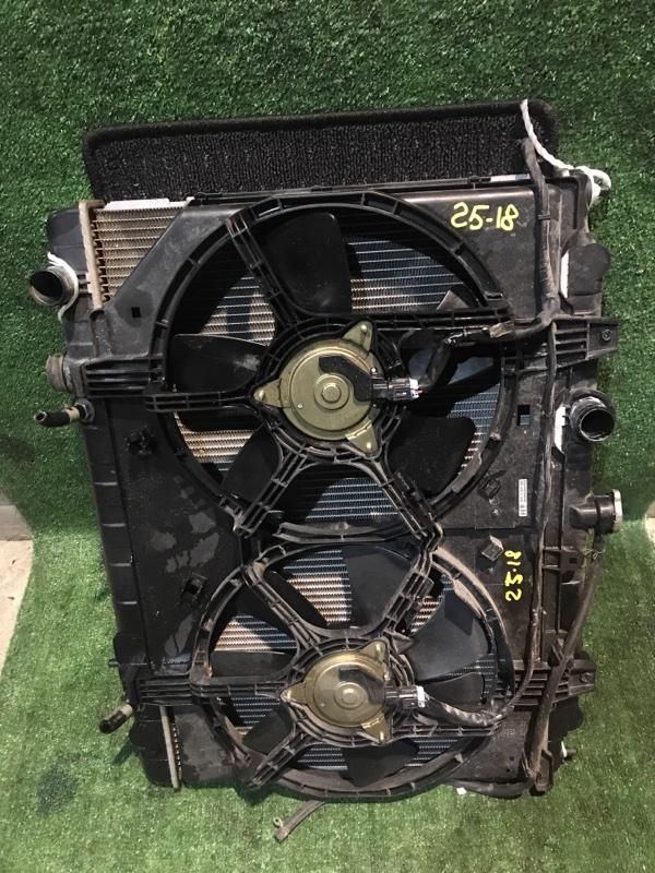 Радиатор двигателя Nissan Serena TNC24 QR20DE 2002